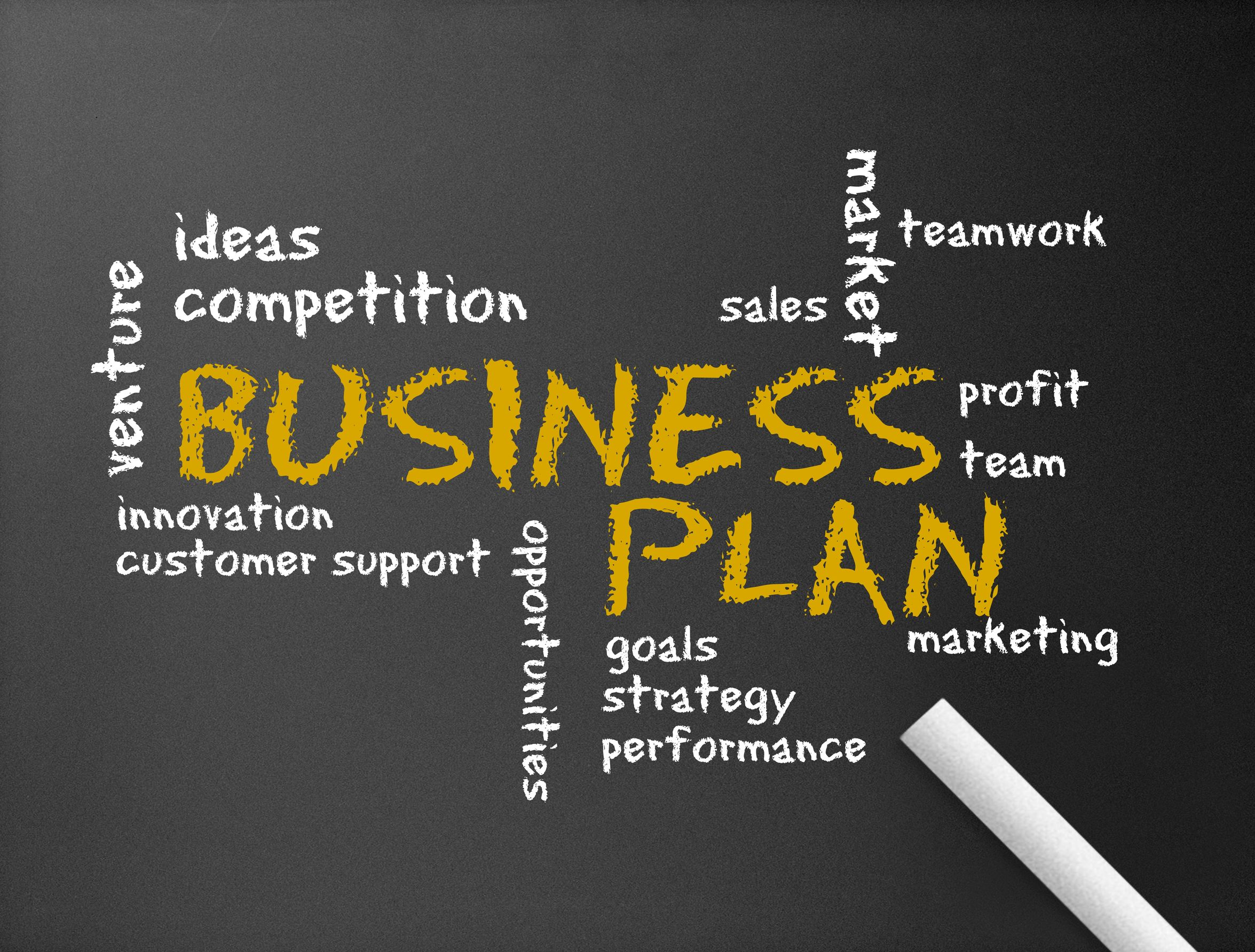 Business-plans elaboration