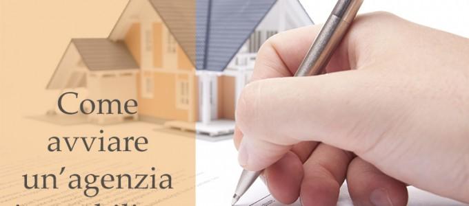 Cosa Fare Per Avviare Unu0027agenzia Immobiliare?