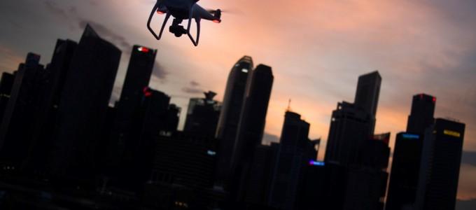 Droni nel mercato immobiliare