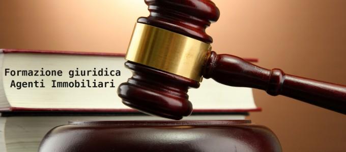 formazione giuridica agente immobiliare