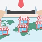 Franchising all'estero vs franchising in Italia
