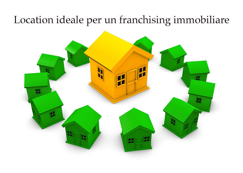 Qual è la location ideale per un franchising immobiliare?