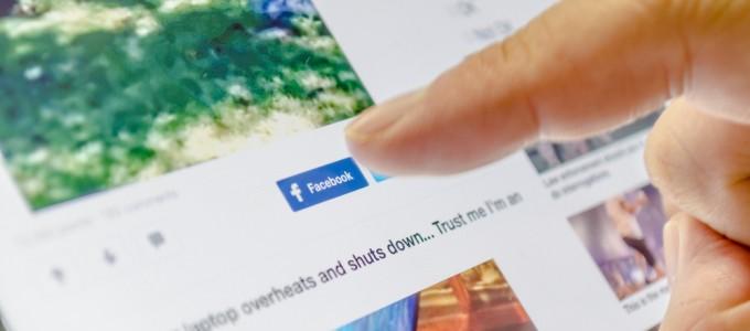 pagina Facebook di Agenzia