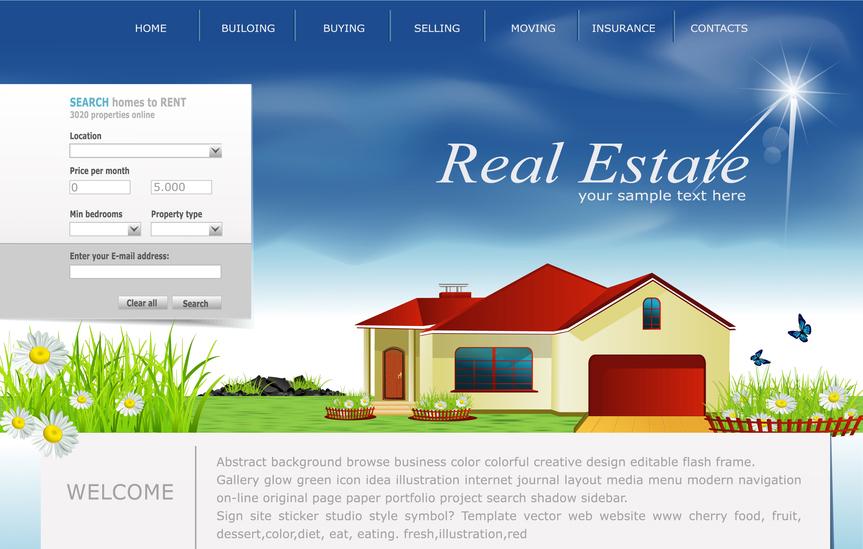 sito web agenzia